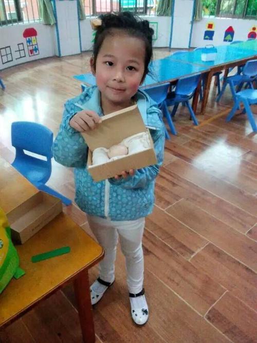 幼儿园纸袋子创意简笔画图片